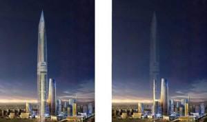 Torre Infinity, Seúl . GDS Architecs